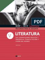 SANTILLANA Argentina Saber es clave Literatura V.pdf