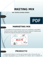 MARKETING MIX COPD
