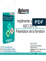 formation - admin securite - implementer une PKI avec ADCS 2012 R2