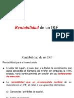 IRF_-_Valoracion_y_Rendimiento_II