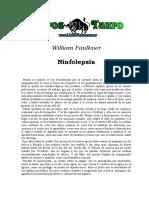 Faulkner, William - Ninfolepsia.doc