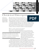 Chemical Emergencies