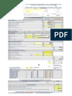 Plantilla Declaracion ISLR PNR 2019