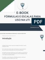 Formulas e Escalas da UTI
