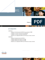 Déploiement DHCPV4 sur IOS