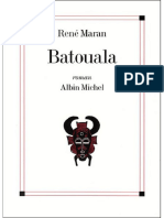 Batouala - Rene Maran