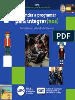 Aprender a programar para integrar(nos)