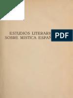 Hatzfeld, Helmut - Estudios literarios sobre mística española.pdf