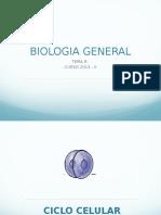 CLASE 9 BIOLOGIA GENERAL