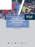 Reporte Abril Indigenas 2020