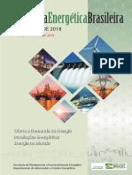 Resenha Energética Brasileira - Edição 2019 v3