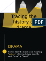 Theater - History
