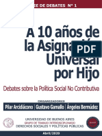 Arcidiácono Pilar, Gamallo Gustavo y Bermúdez Angeles (comp.)