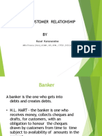 FIN301 - Week 05 - Banker Customer Relationship