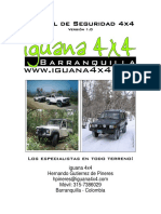 Manual de Seguridad 4x4 - V1.0