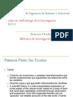 Métodos cuantitativos (2019-2)
