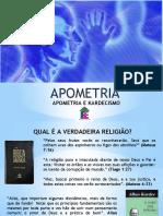 Apometria - Aula 4 - Apometria e Kardecismo