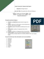 Ronald Lopez Buitrago - Taller 2.1_ Macromoléculas o Moléculas Biológicas