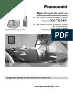 KX-TG2432.pdf