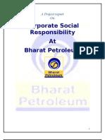 CSR of BPCL