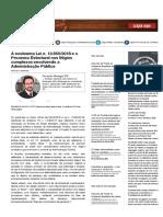 A novíssima Lei n. 13.655:2018 e o Processo Estrutural nos litígios complexos envolvendo a Administração Pública.pdf