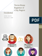 Braza vs. Civil Registrar