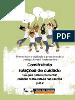Guia JR Terres des hommes volume 2 Escolas