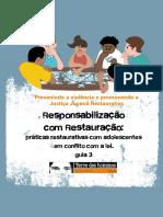 Guia JR Terres des hommes volume 3 adolescentes em conflito com a lei