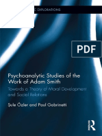 (Psychoanalytic Explorations) Sule Ozler, Paul A Gabrinetti - Psychoanalytic Studies of the Work of Adam Smith_ Towards a Theory of Moral Development and Social Relations-Routledge (2017).pdf