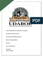 TRABAJO DE INVESTIGACION DE PSICOLOGIA MEDICA B1