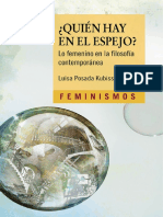 Quien hay en el espejo - Luisa Posada Kubissa