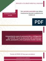 CP Salud Materna y Neonatal COVID-19, 13abr20