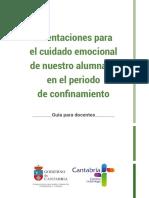 Orientaciones cuidado emocional alumnado_Guia docentes
