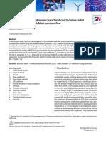 aerodynamic characteristics of biconvex airfoil