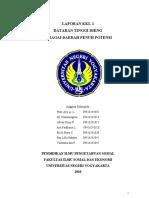 judul laporan KKL