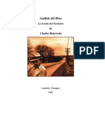 Análisis La senda del perdedor - Bukowski