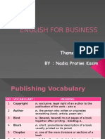 ENGLISH FOR BUSINESS - NADIA fix