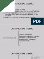 CLASE Nº02 ABASTEC AGUA CRITERIOS DE DISEÑO (1)