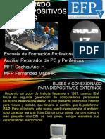 Clase - Periféricos - Puertos de Conexión Ok