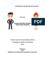 UTILIDAD DE LOS INDICADORES DE GESTION DE MERCADEO