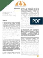 CARÁCTER PÚBLICO DE LA EDUCACIÓN Y DE LA UNIVERSIDAD