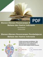Elemen Perencanaan Pembelajaran.pptx
