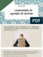 Documentația în agenția de turism.pptx
