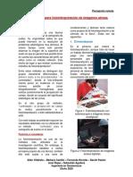 Metodología para la fotointerpretación de imágenes aéreas