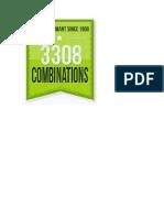 3308 Combinaciones de Ajedrez - Chess Informant.pdf