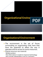 Organisation System In Global Environment