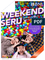 MAKASSAR Weekend Seru dengan Kartu BNI (7 - 8 Mar 2020)