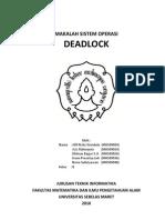 Deadlock - Kelompok 2