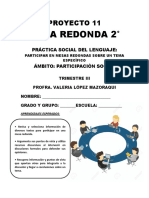 Español Proy. 11. Mesa Redonda Valeria Mazoraqui