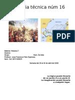 historia 2° G, Francisco Félix